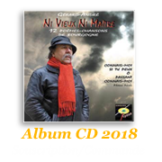 Souscription album CD 2018